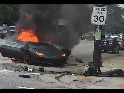 Ultimate Supercar Fails Crashes Luxury Car Fails