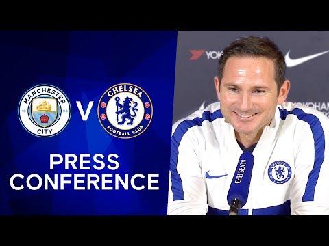 Frank Lampard on Jose Mourinho's Return to the Premier League | Manchester City v Chelsea