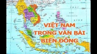 632. Việt Nam trong ván bài Biển Đông