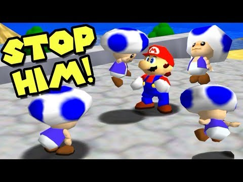 5 Youtubers VS 1 Speedrunner but we try to STOP him ft. SimpleFlips, Nathaniel Bandy [Minus World]