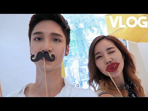 Skinfood Cafe ft. Joankeem    Vlog