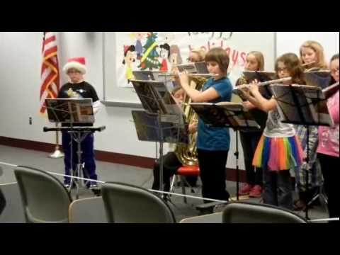 """Jingle Bells"" by Vandergrift Elementary School Band"