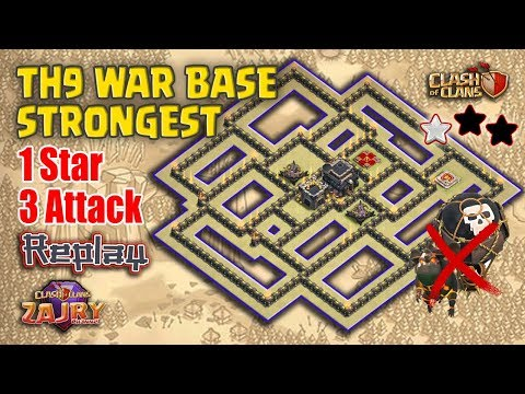 Base War Th 9 Bintang 1 3