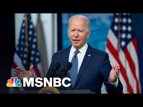 Biden Calls On More Americans To Get Vaccinated