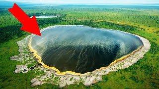 Non Mettere Mai piede in questo lago...se no guarda cosa ti succede!