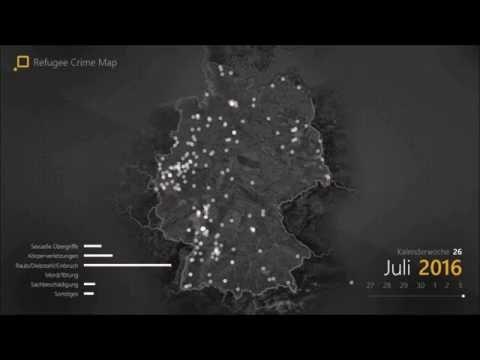 Flüchtlingskriminalität | 27.06.2016 - 03.07.2016 (KW 26)