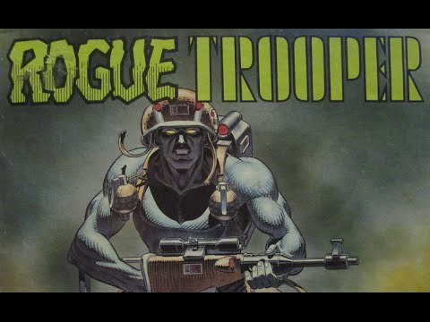 Rogue Trooper Game