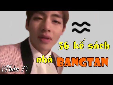 [BTS FUNNY MOMENTS #36] 36 kế sách nhà BANGTAN =)) (Phần 1)