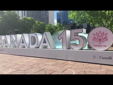 Canada 150 | Edmonton in 4K (2017) | Official Video 01
