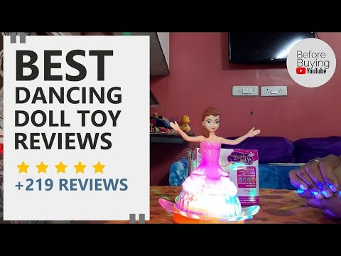 Best Toyshine Dream Princess Dancing Doll Music 4D Lights For Kids Reviews Hindi 2020