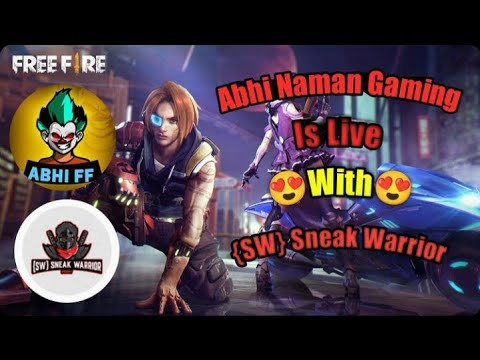 Download Abhi Naman Gaming Is live With @{SW} Sneak Warrior   Playing With Subscriber