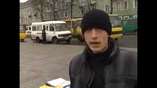 Чёткий Пацан с Украины про политику и курс доллара и тд...