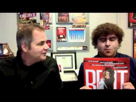 Musical Theatre Factory Episode 43: RENT Posters