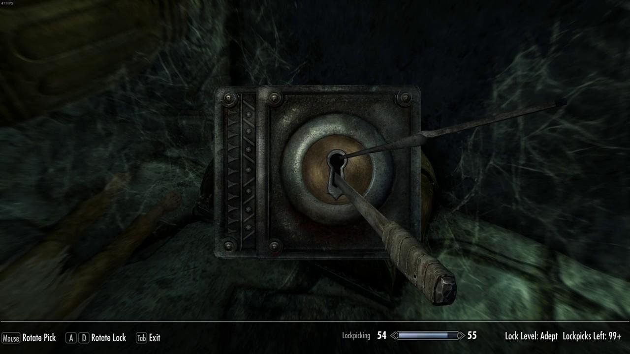 Skyrim Legendary Edition Fixes Bugs