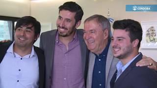 Shiaretti distinguió a los Emprendedores del Año