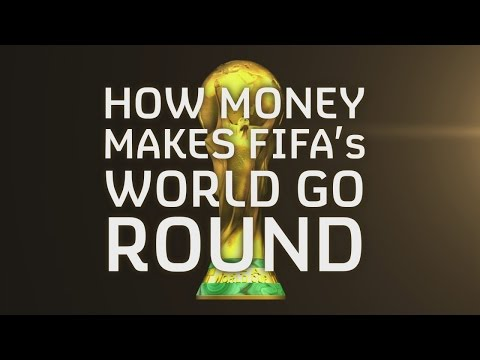 Fifa's billions... we follow the money around the globe
