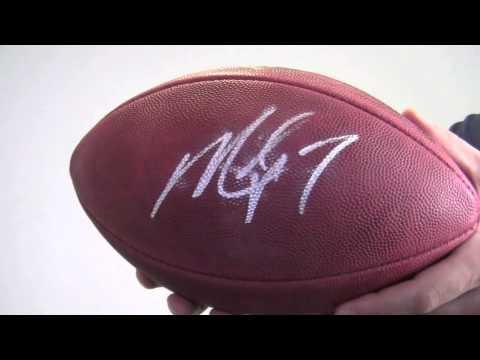 Roddy White Autographed//Signed Atlanta Falcons 8x10 Photo JSA