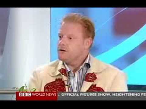 BBC World News James Brett POM354 Interview