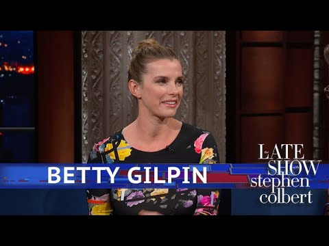 Betty Gilpin: Phish  And Theater Kid