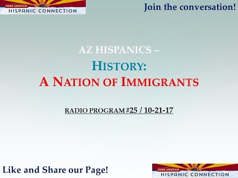 25 - History - A Nation of Immigrants (program video)