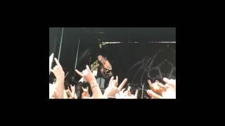 Black Veil Brides - Shadows Die (Warped Tour 2013) Dallas TX 8/2/2013