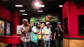 Jagged Edge (@Official_JE) performs Let