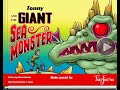 Funny English Story for children: Story Jumper -Tonny - The Hero