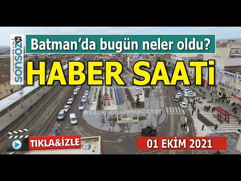 BATMAN'DA BUGÜN NELER OLDU?