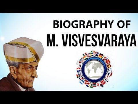 Biography of Sir Mokshagundam Vishweshvaraya, Father of Engineers in India, Engineer's Day Special