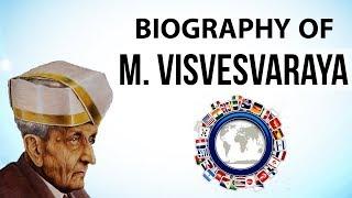 Biography of Sir Mokshagundam Vishweshvaraya, Father of Engineers in India, Engineer's Day Special