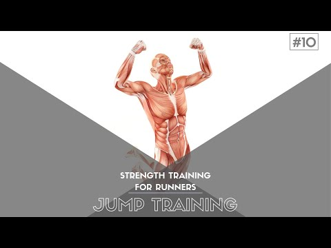 Strength Training For Runners | Exercise #10: Jump Training | Salt Lake City Sports Chiropractor