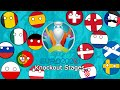 Euro 2021 prediction *Knockout stages* /country balls