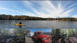 GREATEST CAMPING! - Promised Land State Park, PA (RV, Camping, Kayaking, Biking, Hiking, Boating)