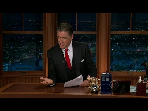 Late Late Show with Craig Ferguson 5/24/2012 Alfred Molina, Sara Watkins