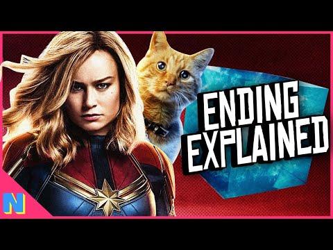 Captain Marvel: Ending & Post Credits Explained!
