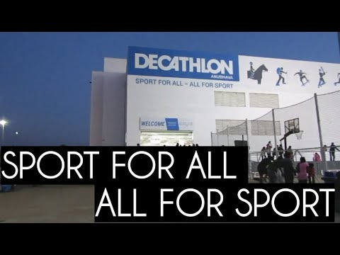 Decathlon Bangalore || Airport Road || Sports