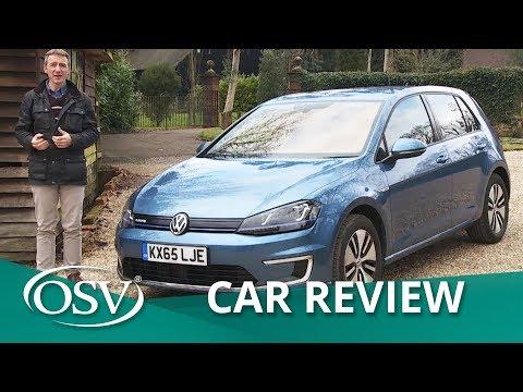 Volkswagen E Golf 2016 In-Depth Review | OSV Car Reviews