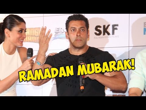 Salman Khan Wishes RAMADAN MUBARAK To All