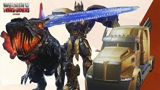 Optimus Prime , Grimlock vs Hound - TRANSFORMERS Online - All Skin Weapons And Voice Gameplay Show