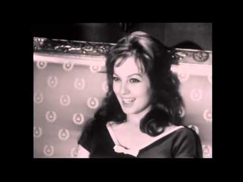 Mylène Demongeot - Interview (1959)
