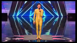 The Top auditions America's got talent 2014-Nina Burri