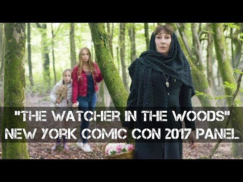 "MELISSA JOAN HART ""THE WATCHER IN THE WOODS"" - NYCC 2017 PANEL"