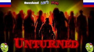 Unturned - Auf Geht´s Nach Moscow #19 #2016