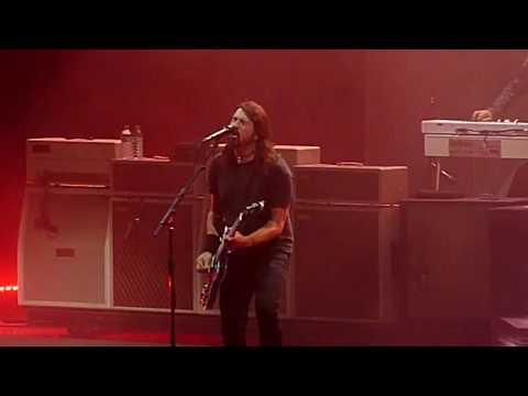 Foo Fighters - The Pretender - O2 Arena, London - September 2017