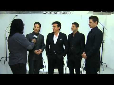 IL DIVO Video Interview  680 News 22-11-2013