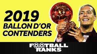 Ranking the 2019 Ballon d