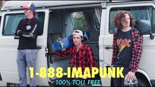 CALL 1-888-IMAPUNK