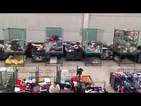 Errymondo Srl - Second Hand Clothing and Shoes - Textile Recycling - YouTube 101e7b53e3a