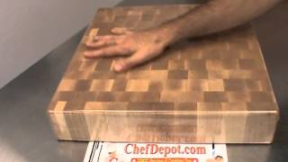 Maple Cutting Board Reviews