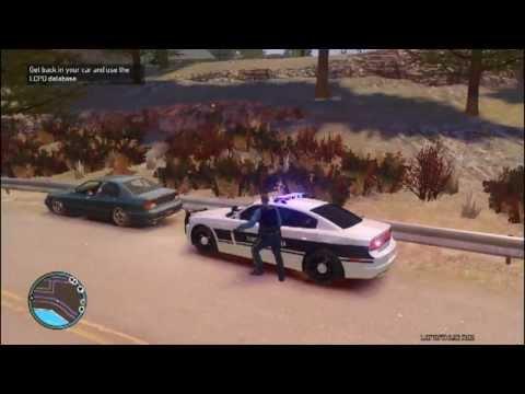 LCPD:FR North Carolina Highway *GTA Armageddon*